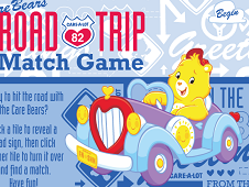 Roar Trip Match Game
