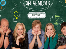 Good Luck Charlie Spot the Differences