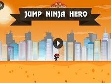 Jump Ninja Hero