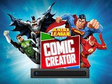 Justice League Comic Creator