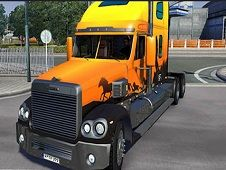 Kenworth Truck Puzzle