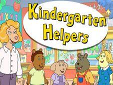 Kindergarten Helpers