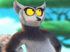 King Julien Snaps the Crown