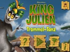 King Julien Music