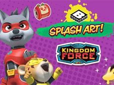 Kingdom Force Splash Art