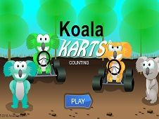 Koala Karts Counting