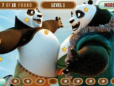 Kung Fu Panda Hidden Stars