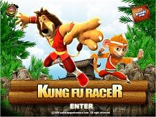 Kung Fu Racer