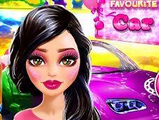 Kylie Favourte Car