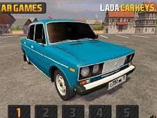 Lada Car Keys