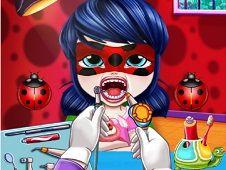 Baby Ladybug at the Dentist