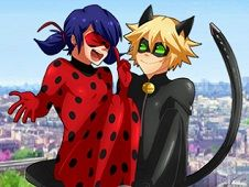 Miraculos Ladybug and Cat Noir Hidden Stars