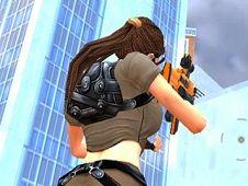 Lara Croft Special Ops