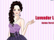 Lavender Loving Anime
