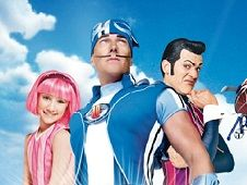 Lazytown Find Objects