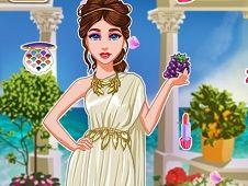 Legendary Fashion Greek Goddess