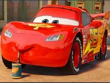 Lighting McQueen Puzzle