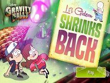 Lil Gideon Shrinks Back