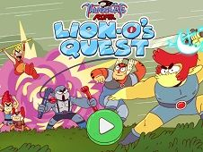 Lion OS Quest
