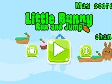 Little Bunny Run and Jump