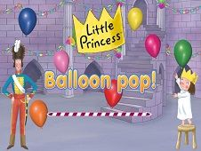 Little Princess Balloon Pop