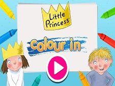 Little Princess Colour In