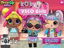LOL Surprise VSCO Girls