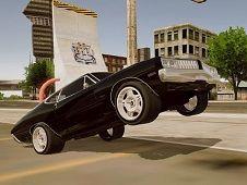 Mad Sports Cars Stunts Challenge