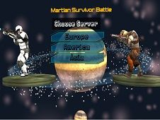 Martial Survivor Battle