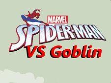 Marvel Superman vs Goblin
