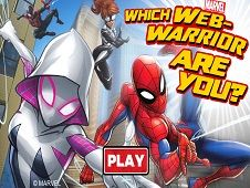 Marvel Which We Warrior Are You