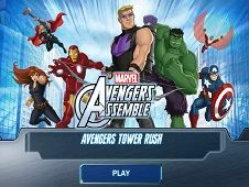 Avengers Tower Rush