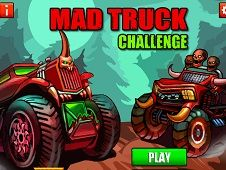 Mad Truck Destroyer