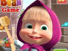 Masha and the Bear Cleaning