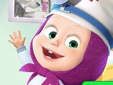 Masha and the Bear Dentist