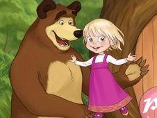 Masha and the Bear Dress Up 2