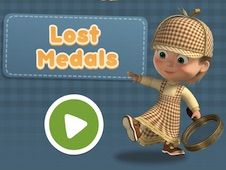 Masha and the Bear Lost Medals