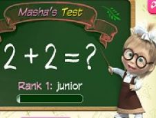 Masha and the Bear Math 2