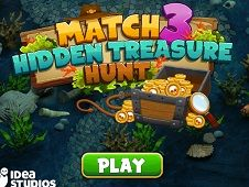 Match 3 Hidden Treasure Hunt