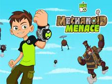 Mechanoid Menace
