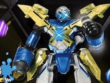Mech X4 Candy Shooter