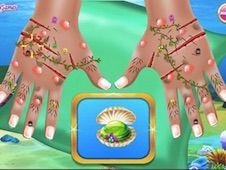 Mermaid Princess Hand Doctor