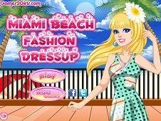 Miami Beach Fashion