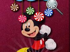 Mickey Mouse Hidden Candy