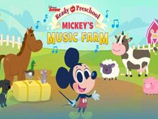 Mickey's Music Farm