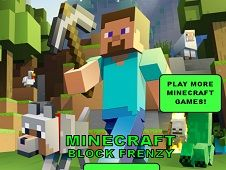 Minecraft Block Frenzy