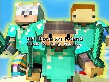 MINECRAFT GAMES FRIV GAMES ONLINE - Minecraft spielen poki