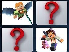 Minecraft Memory 3