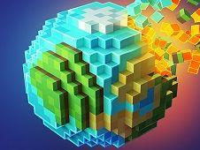 Minecraft Pixel World