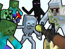 Minecraft Shooter